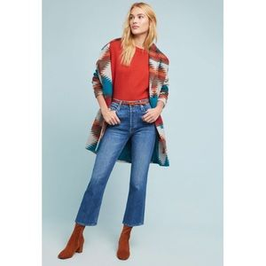 Mother The Tripper Ultra High Rise Flare Jeans 32